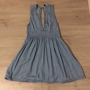 Abercrombie & Fitch Denim Dress